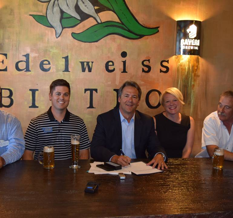 New law unshackles brewery production and taproom regulations